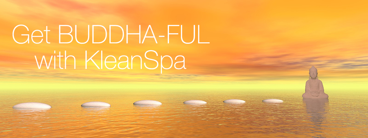 Get Buddha-ful with Klean Spa