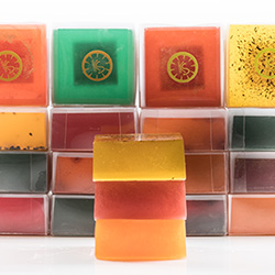 Bar Soap: Fresh Orange Vanilla